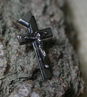 Мужской крест ручной работы