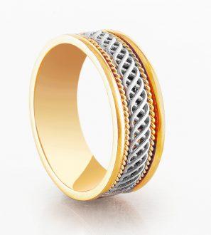 Обручальные кольца ручной работы на заказ