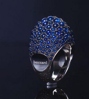 Кольцо Blue Saphire