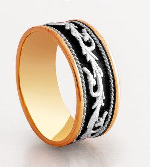 """Обручальное кольцо """"Восток"""""""