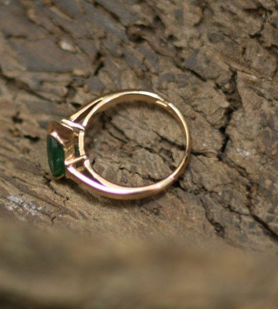 """Кольцо """"Таинственный лес"""""""