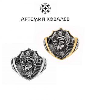"""Перстень """"Ангел-хранитель"""""""