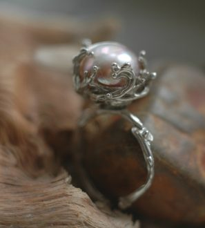 """Безразмерное кольцо """"Актея"""""""