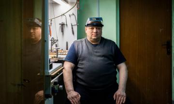 Сергей Квачинский:В работе больше всего нравится сам процесс.