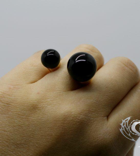 Кольцо а-ля Dior