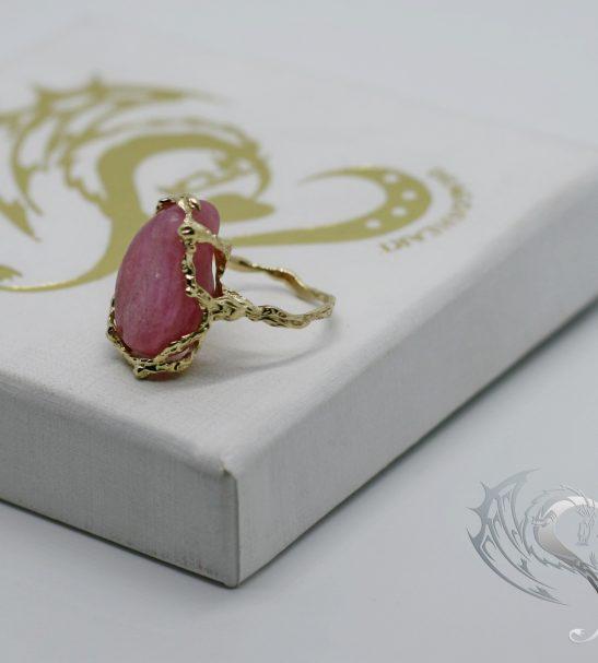 """Кольцо """"Розовые сны"""""""