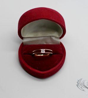"""Помолвочное кольцо """"Мое Счастье"""""""
