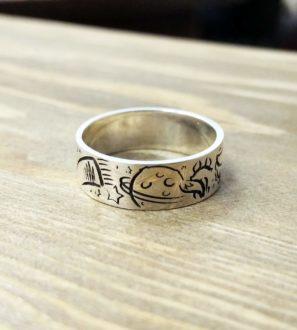 Кольцо «Маленький Принц»