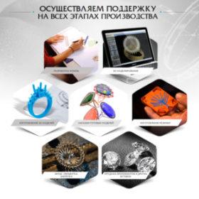 Рисунок профиля (3D-Jewelry. Сервисный центр для ювелиров)